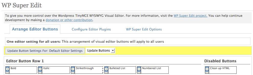 WP Super Edit vulnerability patchstack