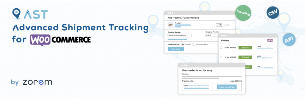 Advanced Shipment Tracking for WooCommerce plugin vulnerability